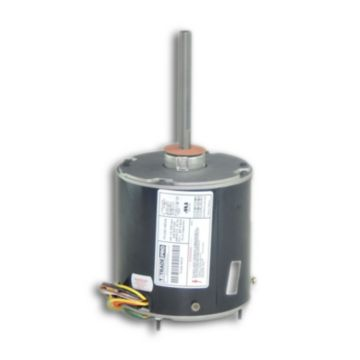 TRADEPRO® TP-C50-1SP2-8 -  1/2 HP Single Speed 825 RPM 230V Condenser Fan Motor