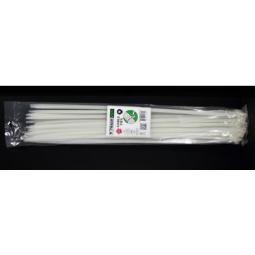 "TradePro TP-CABLETIE24N - 24"" Natural Cable Ties - 100 per pack"
