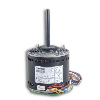 TRADEPRO® TP-E50-3SP1 -  1/2 HP Three Speed 1075 RPM 115V Evaporator Motor