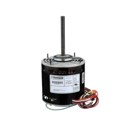 TRADEPRO® TP-E75-3SP1 -  3/4 HP Three Speed 1075 RPM 115V Evaporator Motor