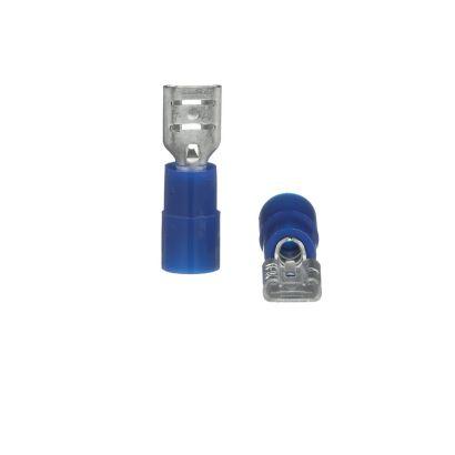 TRADEPRO® TP-TERM-BQDF187 - Quick Disconnect Female Blue - 100 per pack