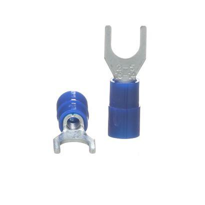 TRADEPRO® TP-TERM-BS10 - Blue Spade Terminal - 100 per pack