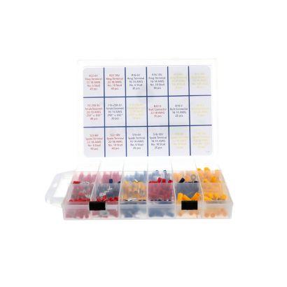 TRADEPRO® TP-TERMKITDELUXE - Terminal Kit 510 Piece