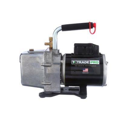 TRADEPRO® TP-V5-USA - TRADEPRO® 5 CFM Deep Vacuum Pump