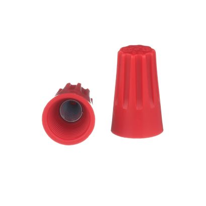 TRADEPRO® TP-WNR - Wire Connector Jar - Red