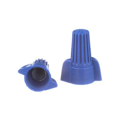 TRADEPRO® TP-WWNB - Wire Connector Jar - Blue Winged