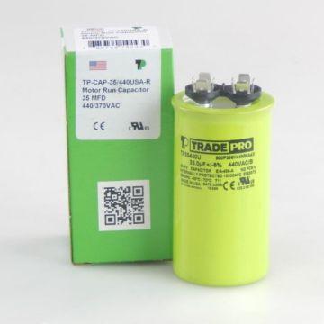 TradePro TP35440U - 35 MFD 440V Round Capacitor