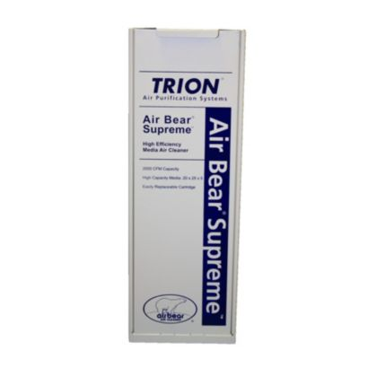 "Trion 455602-025 - Supreme Media Air Cleaner 20"" x 25"" - MERV 8"