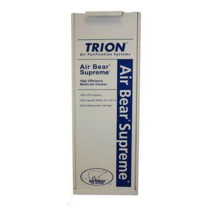 "Trion 455602-225 - Supreme Media Air Cleaner 20"" x 20"" - MERV 8"