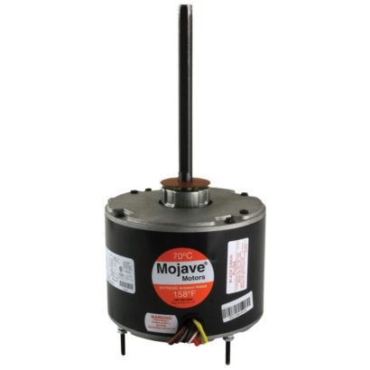 U.S. Motors 1860H - Mojave® 70C Condenser Motor - 1/4 HP, 208-230/1/60 (1075 RPM/1 Speed)