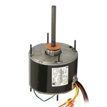 U.S. Motors 1859 - Condenser Fan Motor - Aluminum