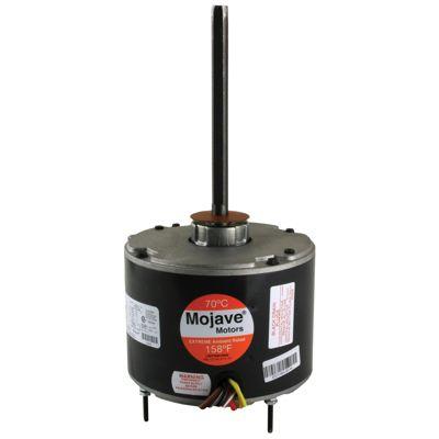 U.S. Motors 1874H - Mojave® 70C Condenser Motor - 1/4 HP, 208-230/1/60 (825 RPM/1 Speed)