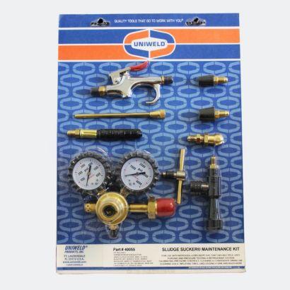 Uniweld 40055 - Sludge Sucker/Blaster Maintenance Kit