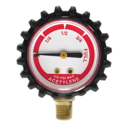 "Uniweld G19D - Replacement Gauge 1.5"" BM Content"