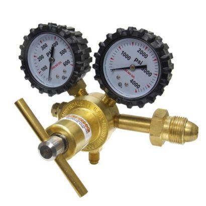 Uniweld RHP400 - Nitrogen Regulator, Delivery Pressure 0-400 PSI