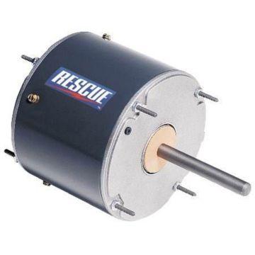 U.S. Motors 5462H - Mojave 70C Rescue Condenser Motor - 1/3 to 1/6 HP, 208-230/1/60 (1075 RPM/2 Speed)