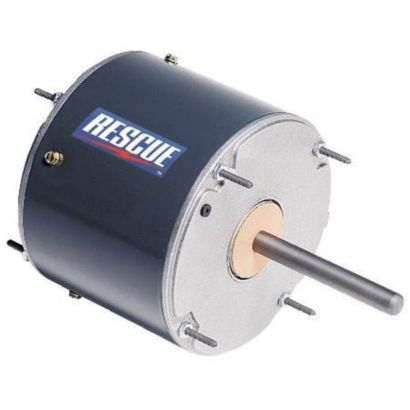 U.S. Motors 5462H - Mojave 70C Rescue Condenser Motor - 1/3 to 1/6 HP, 208-230/1/60 (1075 RPM/2 Speed)