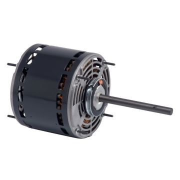 U.S. Motors 8907 - Direct Drive Fan and Blower, 1 Phase, Permanent Split Capacitor, Open Air Over (OAO)