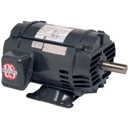 U.S. Motors FB90 - General Purpose Three Phase Open Drip Proof Motor