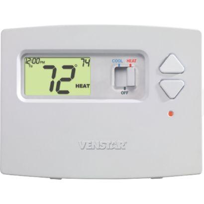 VENSTAR T1035 - Battery 1 Heat/1 Cold Programmable