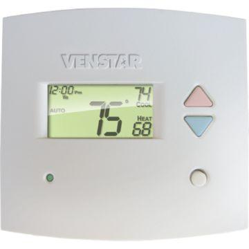Venstar T1700 - Platinum Slimline Thermostat 2 Heat/1 Cold