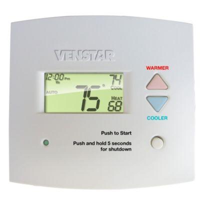 VENSTAR T2900SCH - Platinum Slimline School Thermostat