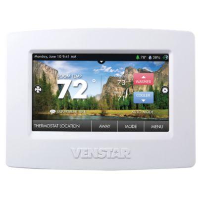 Venstar T7800 - New ColorTouch Thermostat