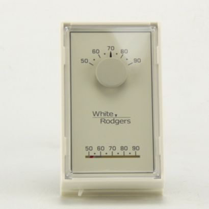 White-Rodgers 1E30N-910 - Low Vage Heating Only Thermostat