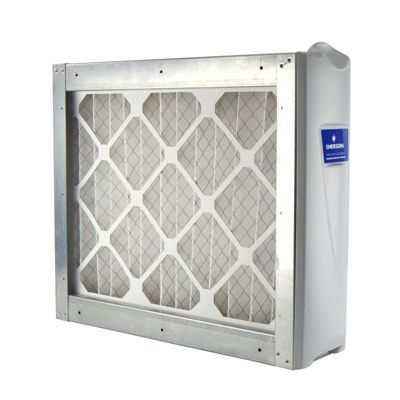 """White-Rodgers ACM1000M-108 - 16"""" x 20"""" Media Air Cleaner Cabinet with MERV 8 Filter, 1000CFM"""