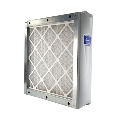 """White-Rodgers ACM1600M-108 - 20"""" x 20"""" Media Air Cleaner Cabinet with MERV 8 Filter, 1600CFM"""