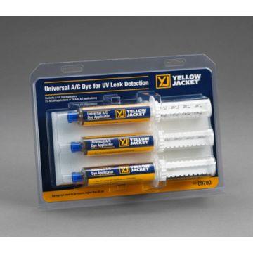 Yellow Jacket 69700 - 1 oz. (30 ml) Universal Dye Injector
